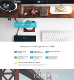 Website  Template 58729