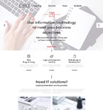Website  Template 58732