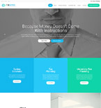 Website  Template 58735