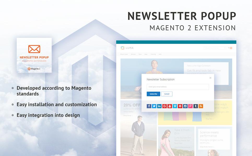 Magento Erweiterung für Business und Dienstleistungen New Screenshots BIG