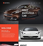 Cars Moto CMS HTML  Template 58747