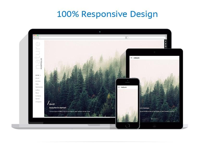 Modèles HTML5 Art et Photographie #58776