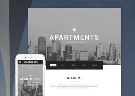 Real Estate Bootstrap