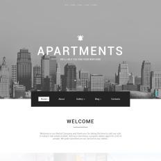 Minimal Website Templates TemplateMonster - Minimalist website template