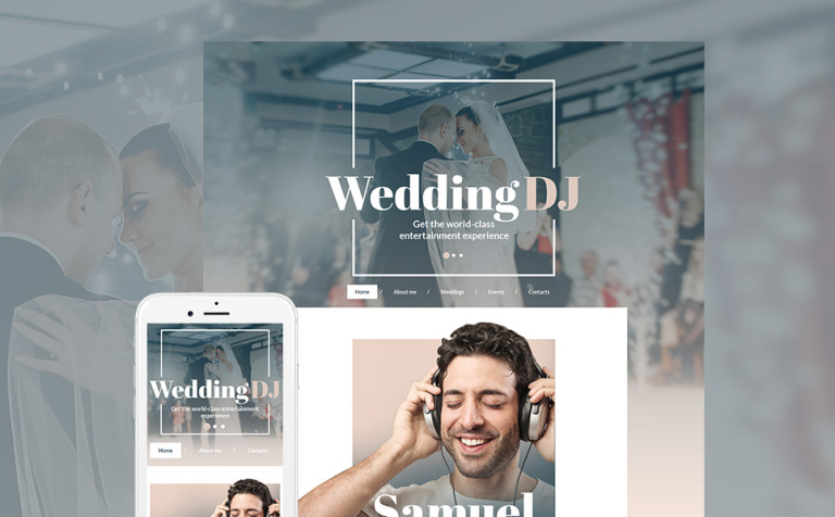 6 Mobile Website Themes & Templates