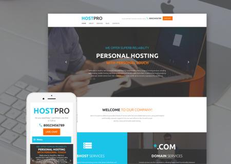 Hosting Bootstrap