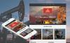 Industrial Moto CMS HTML Template New Screenshots BIG