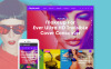 "Modello Siti Web Responsive #58736 ""Style Park - Moda"" New Screenshots BIG"