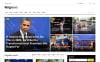 Plantilla Web para Sitio de Portal de Noticias New Screenshots BIG