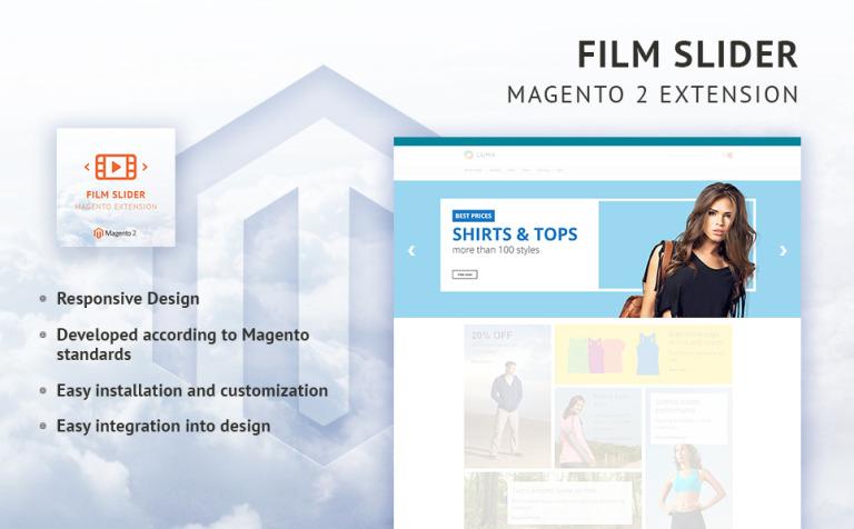 TM Film Slider Magento Extension New Screenshots BIG