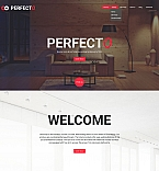 Hotels Moto CMS 3  Template 58802