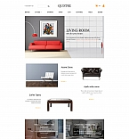 Furniture MotoCMS Ecommerce  Template 58816