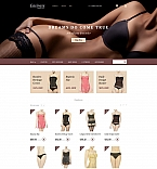 Fashion MotoCMS Ecommerce  Template 58818