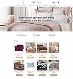 Fashion MotoCMS Ecommerce  Template 58821