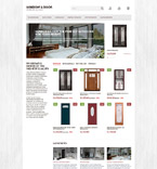 Furniture PrestaShop Template 58823