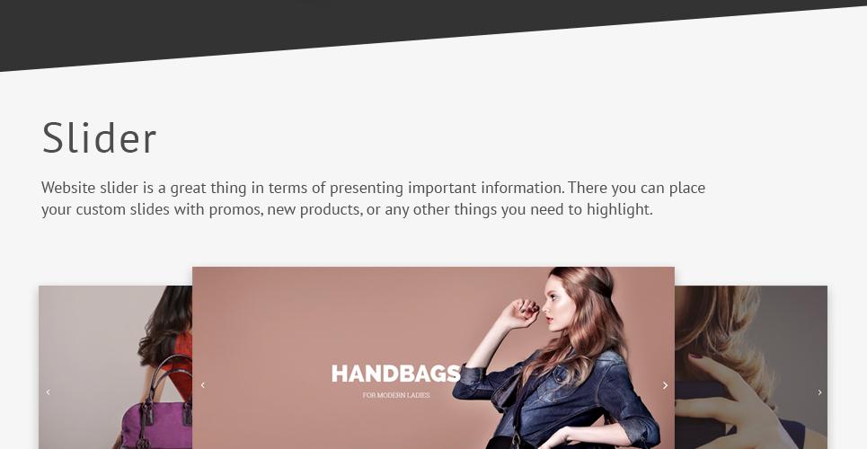 Handbags WooCommerce Theme