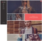 Fashion Joomla  Template 58830