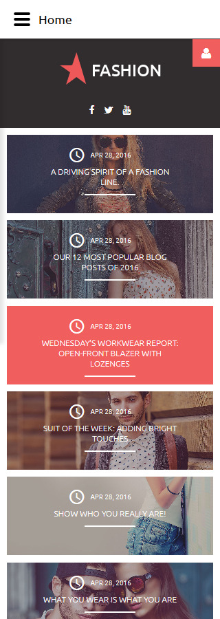 Joomla Theme/Template 58830 Main Page Screenshot