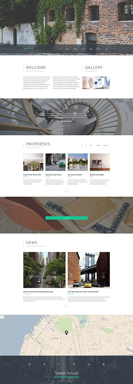 Website Template 58832