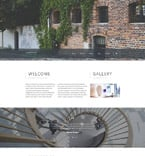 Real Estate Website  Template 58832
