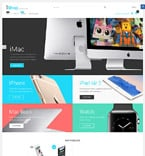 Electronics Magento Template 58834