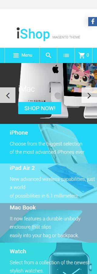 Smartphone Layout 2