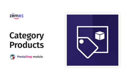 Category Products PrestaShop Module