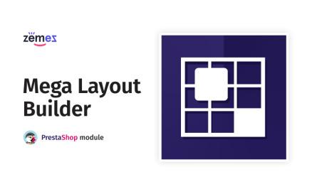 Mega Layout PrestaShop Module