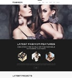 Fashion Joomla  Template 58866