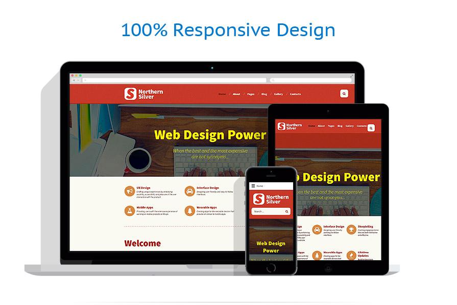 Thèmes Joomla Web design #58867