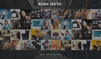 Joomla Theme/Template 58869 Main Page Screenshot