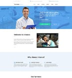 Medical Website  Template 58880