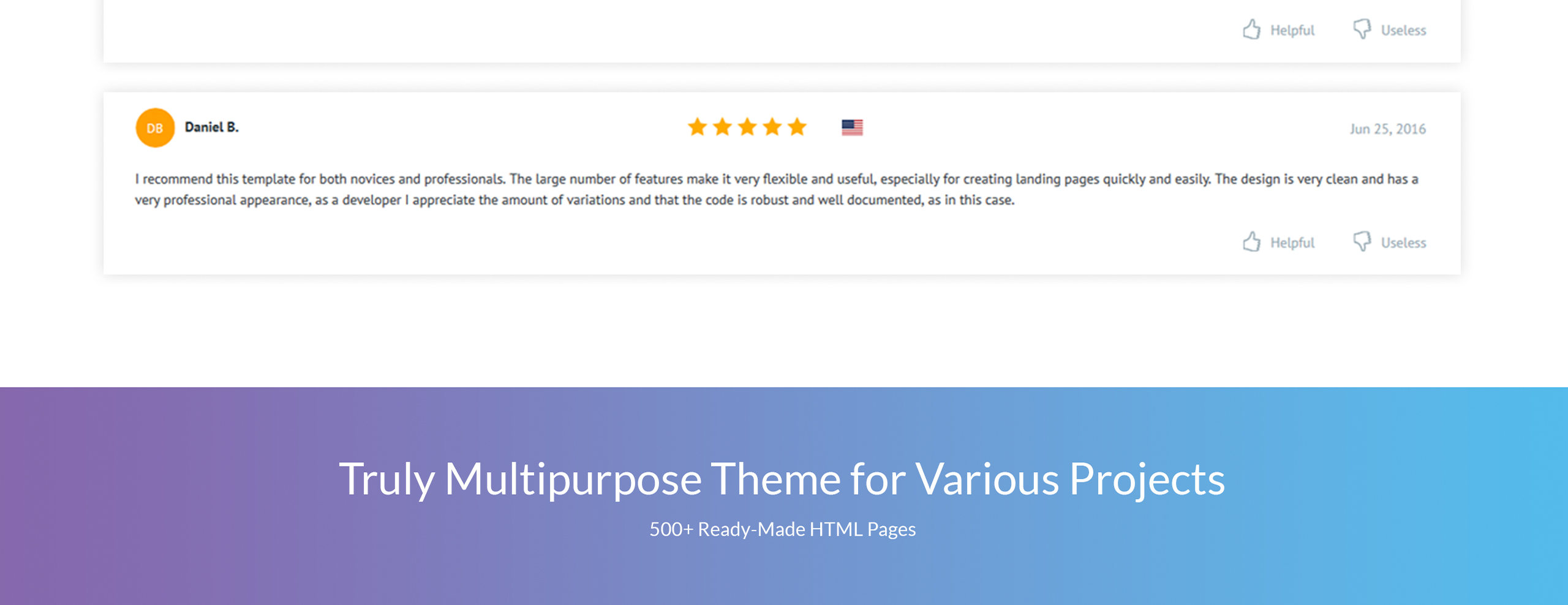 31651939 ... multi-purpose responsive website template that comes loaded with  literally everything you may think of when launching or upgrading your  blog, portfolio, ...