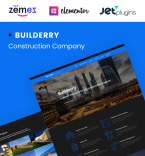 Architecture WordPress Template 58891