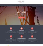 58892 Industrial WordPress Themes