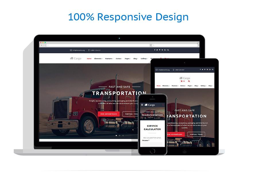 Modèles HTML5 Transports #58899
