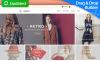 Адаптивний MotoCMS інтернет-магазин на тему мода New Screenshots BIG