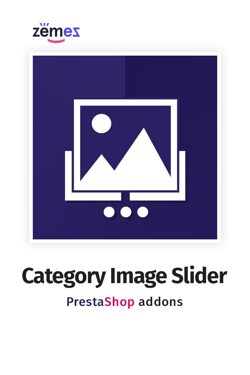 Category Image Slider PrestaShop Modul #58827