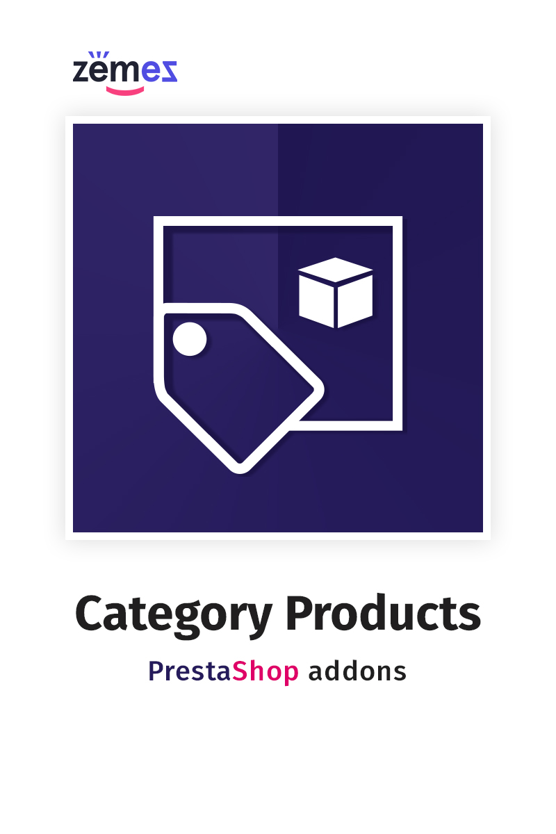 Category Products PrestaShop Modul #58859
