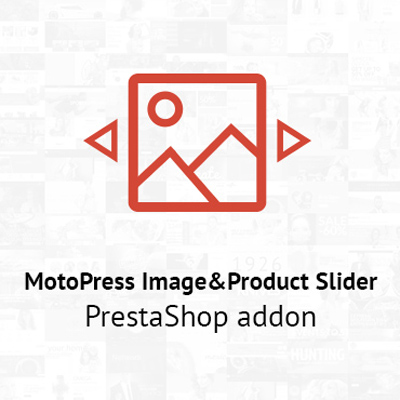 Image and Product Slider PrestaShop Module