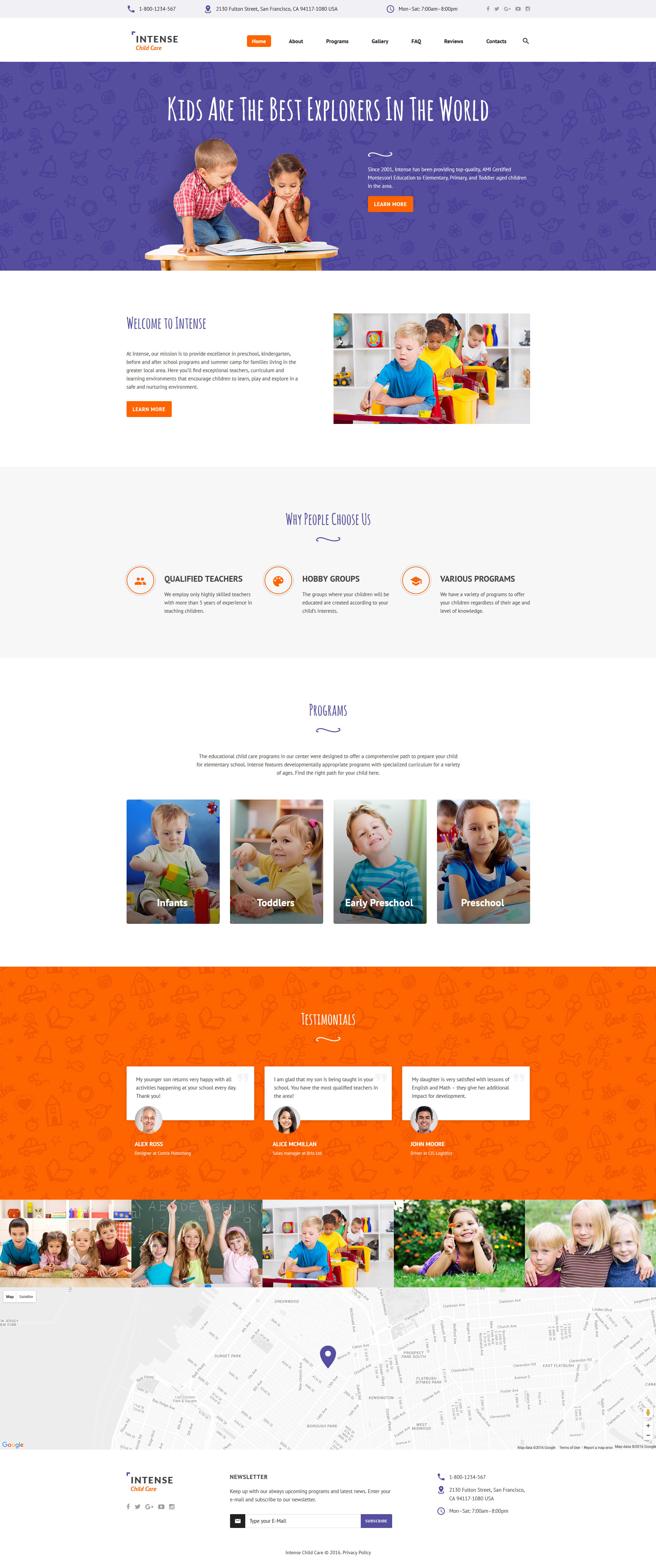 website template arşivleri page 50 of 93 wordpress theme and day care templates templatemonster