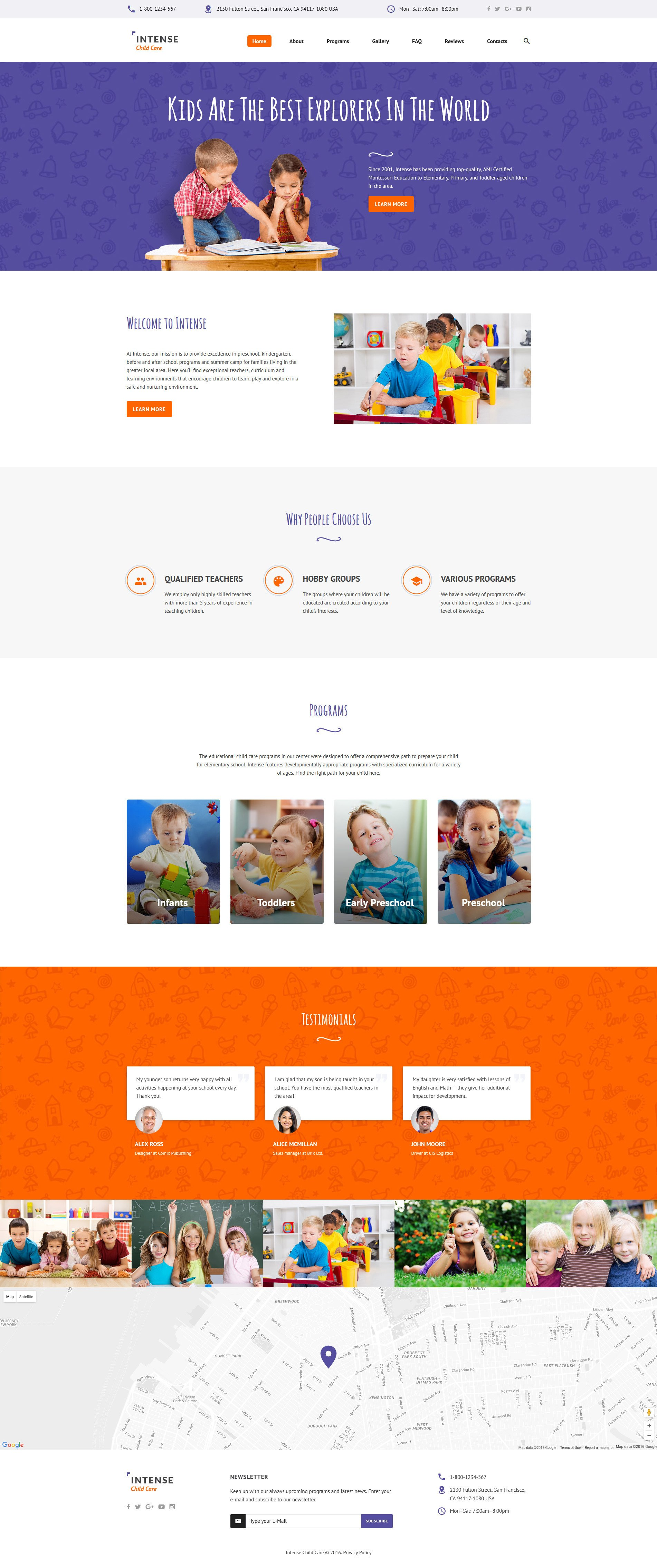 website template ar ivleri page of wordpress theme and day care templates templatemonster