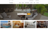"""INTENSE Real Estate"" Responsive Website template"
