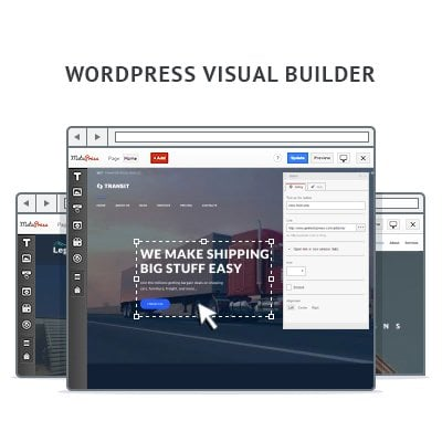 MotoPress Content Editor WordPress-plug-in