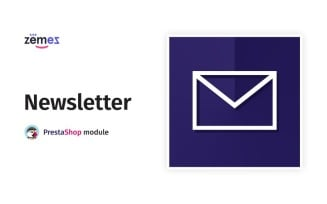 Newsletter PrestaShop module