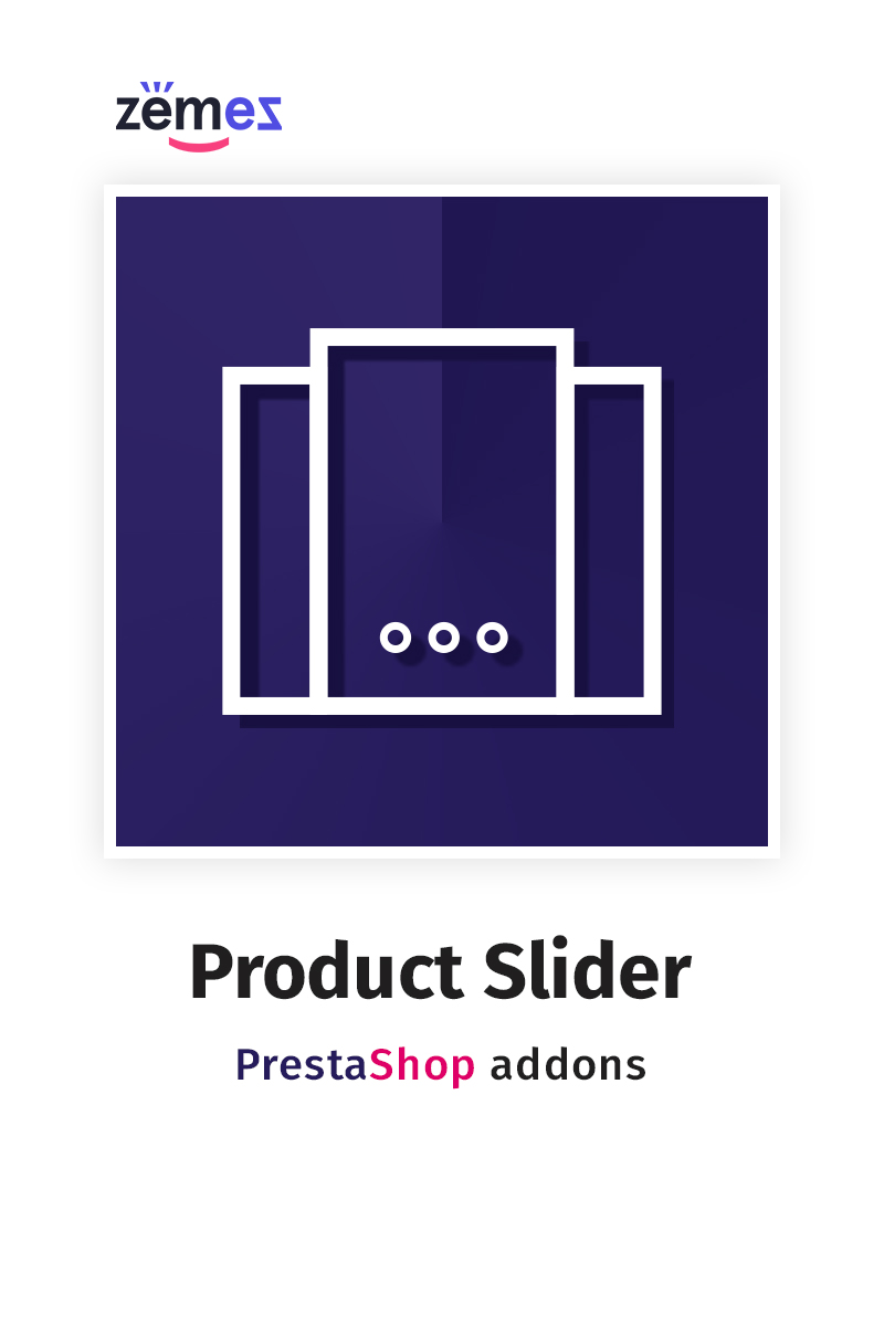 """Products Slider"" extension pour PrestaShop   #58863"