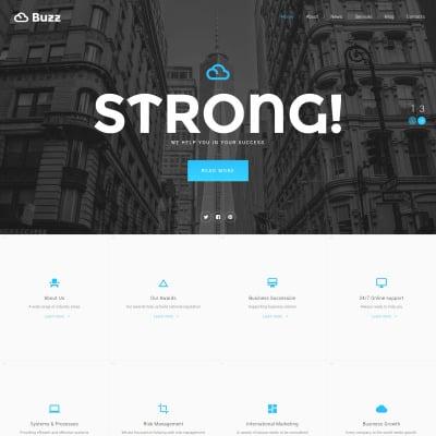 21+ Best Bank Website Templates