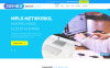 Reszponzív Internetszolgáltatói  Joomla sablon New Screenshots BIG