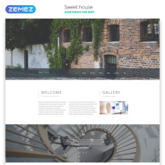 Real Estate Photography Website Templates Template Monster - Real estate photography website template