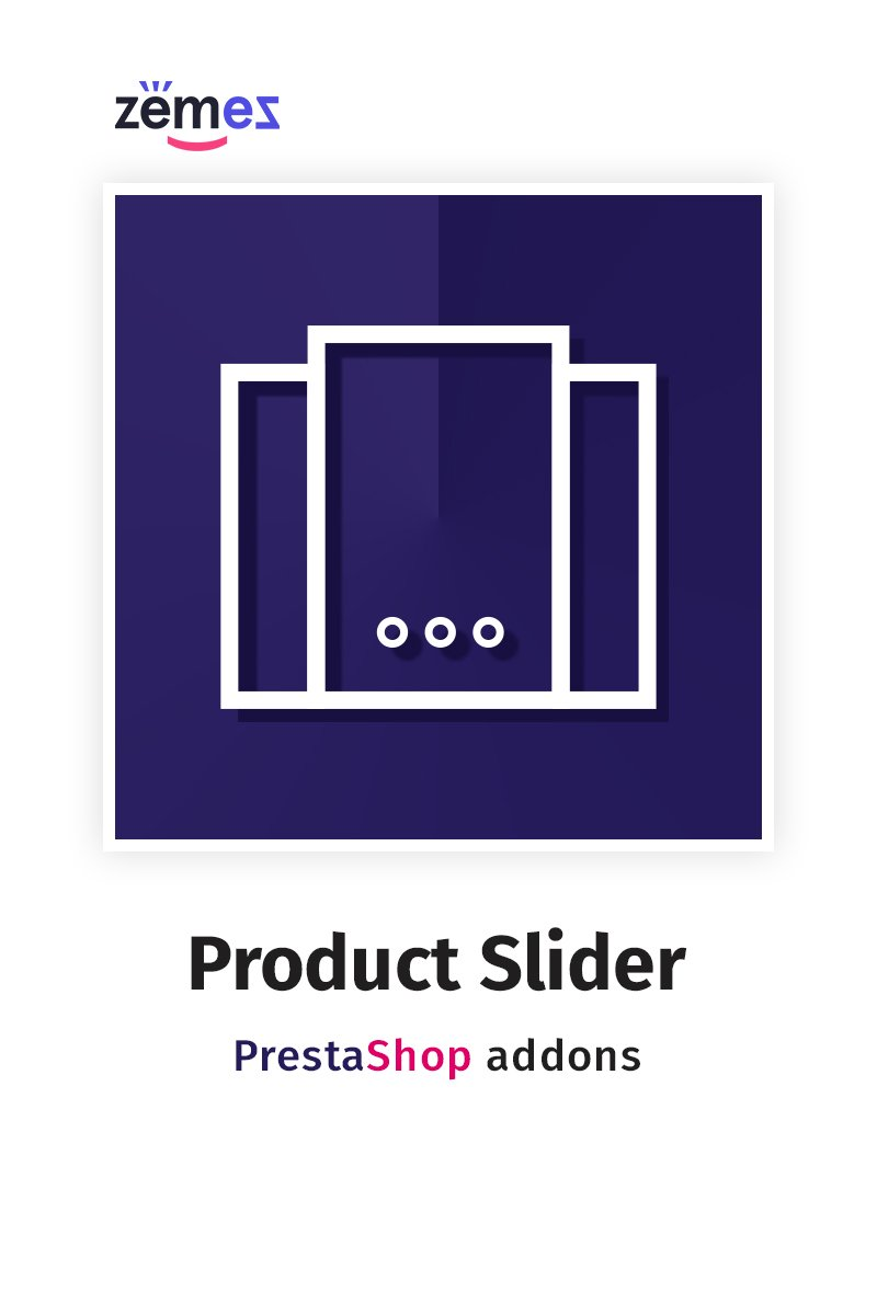 """Tema Modulo PrestaShop #58863 """"Products Slider"""""""